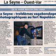 ARTICLE --- Var Matin - Exhibition Ethnocolor - Rozenn Leboucher